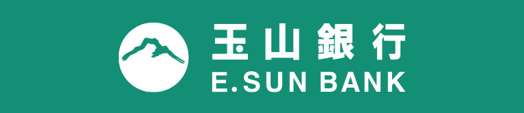 玉山商業銀行的logo
