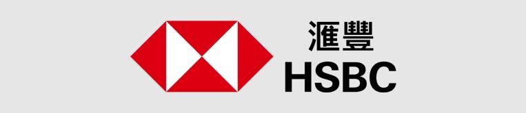 滙豐銀行的logo