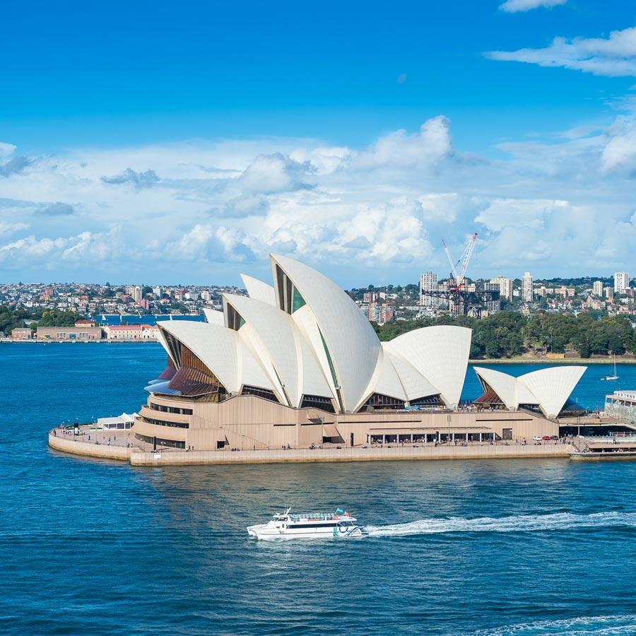 雪梨港灣|墨爾本|黃金海岸|無尾熊世界