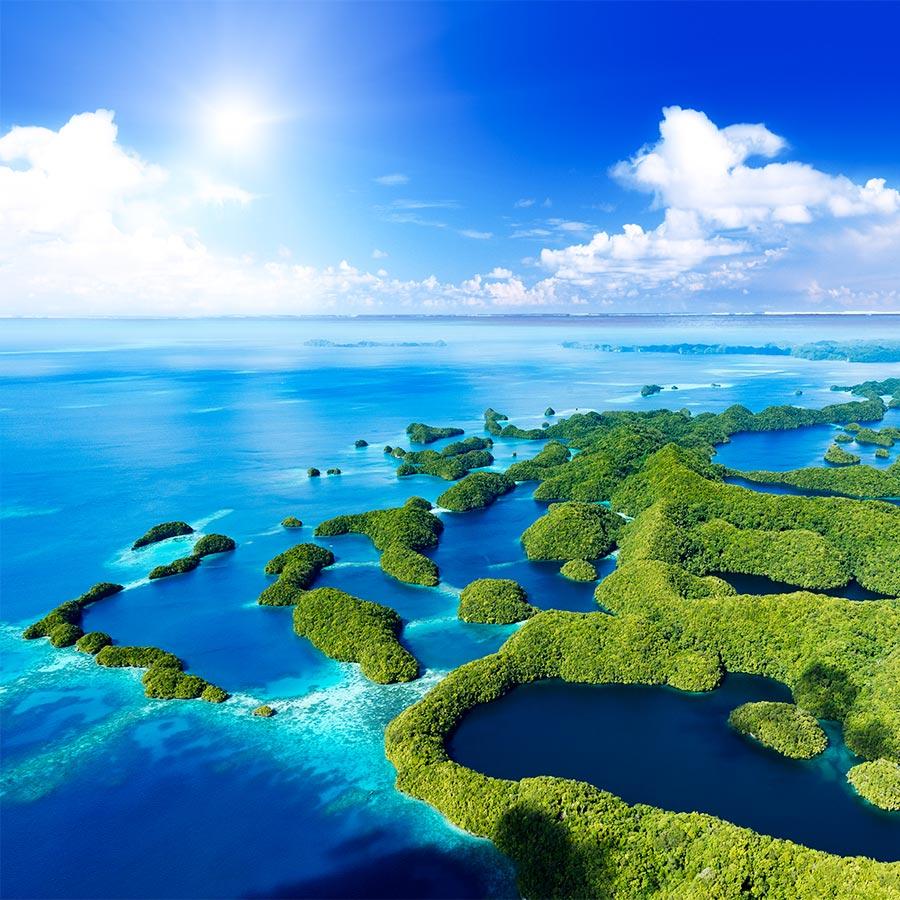 牛奶湖|大斷層|野溪SPA|藍海天堂