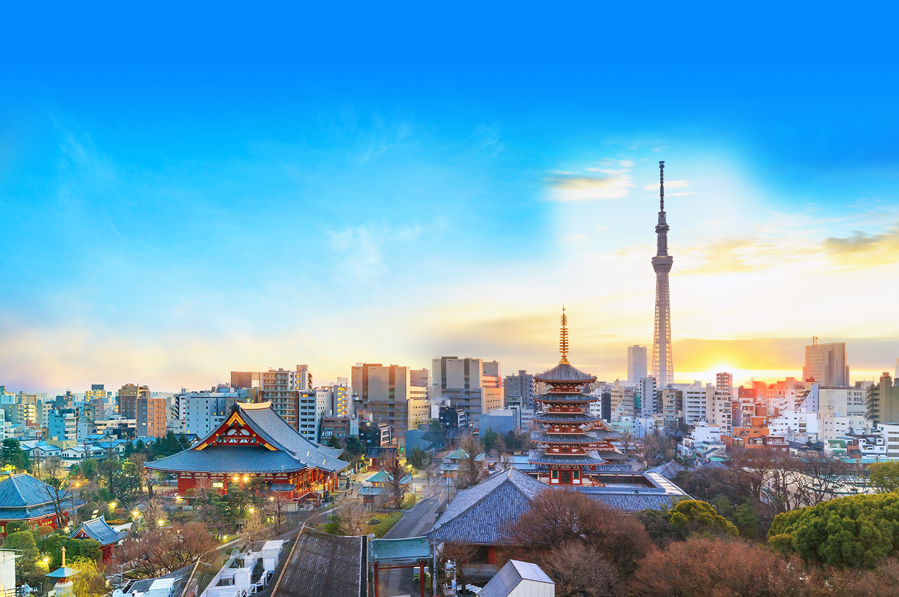 日本東京7大必遊景點