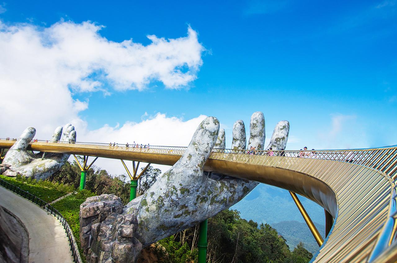 下龍灣|峴港|黃金佛手橋|富國島