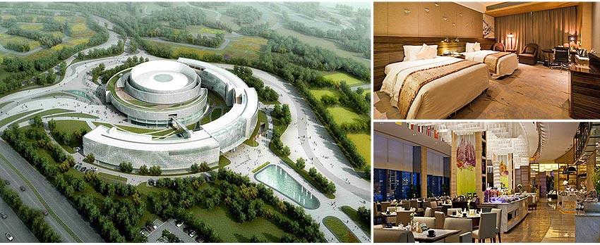 北京-五★麗維賽德酒店