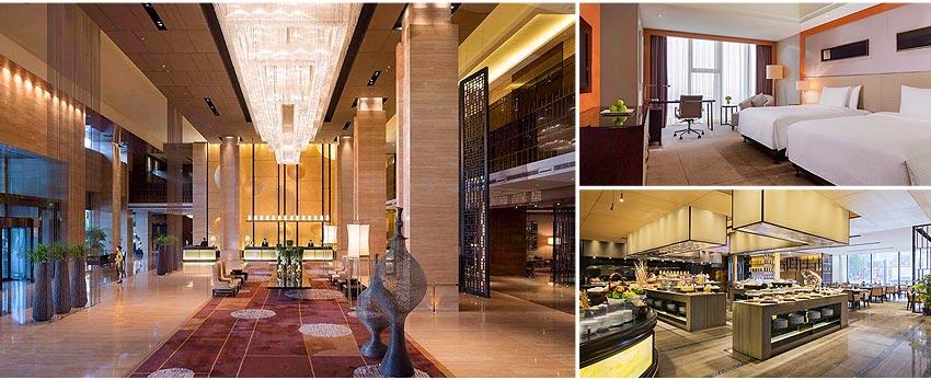 北京-國際五★萬達嘉華酒店