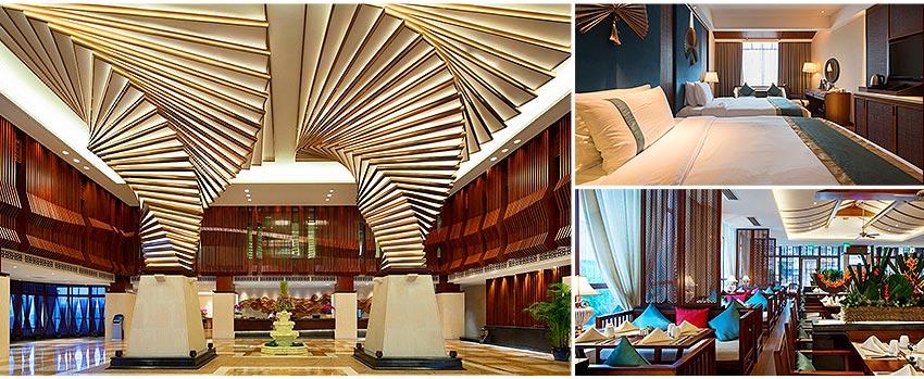 重慶-五★重慶東衡格蘭維酒店
