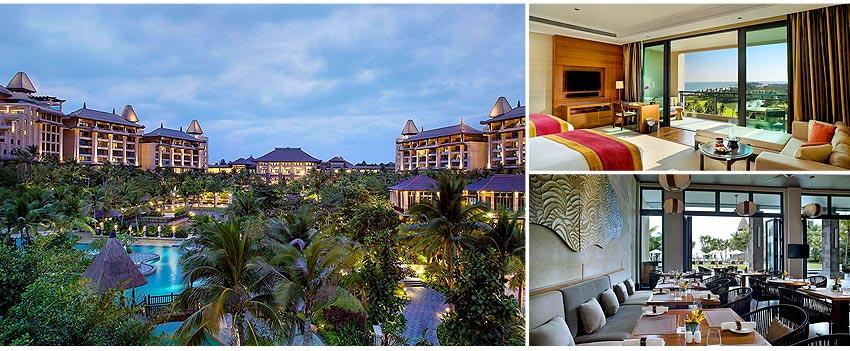 度假型~海南萊佛士度假酒店