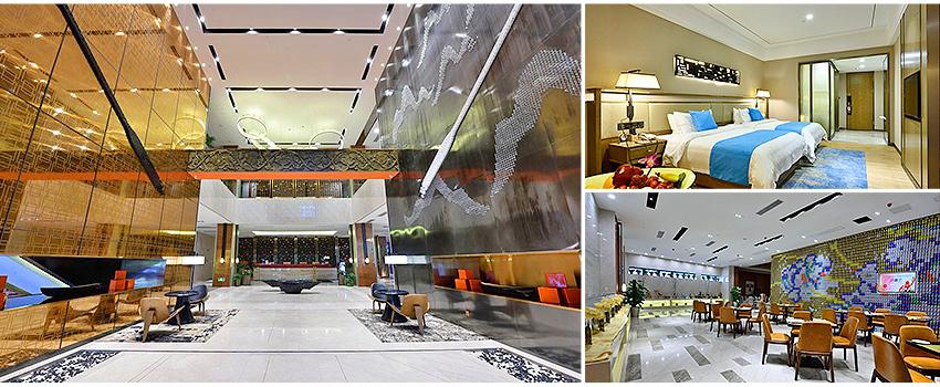 武漢:準五★和瑞華美達酒店