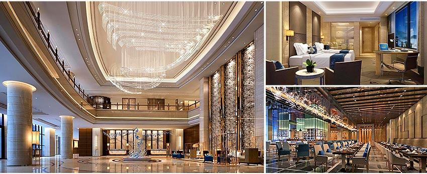 5★ 荊州南國溫德姆酒店