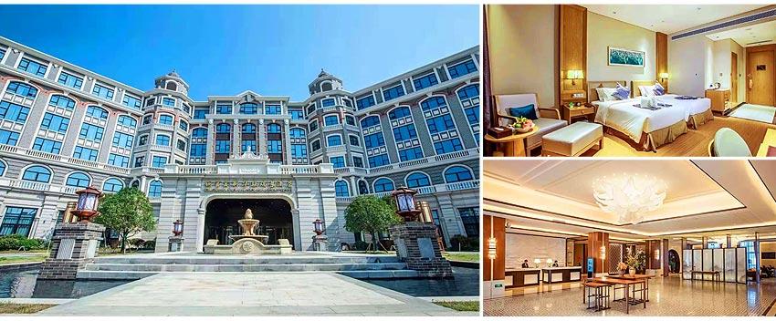 長沙:準五★銅官窯新華聯瑞景酒店