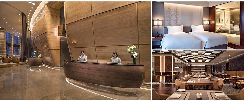 五星 上海安曼納卓悅酒店