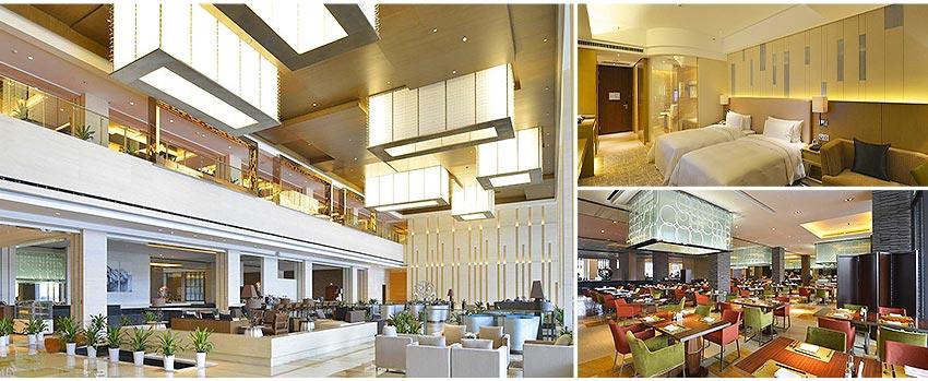 國際五星 蘇州日航酒店