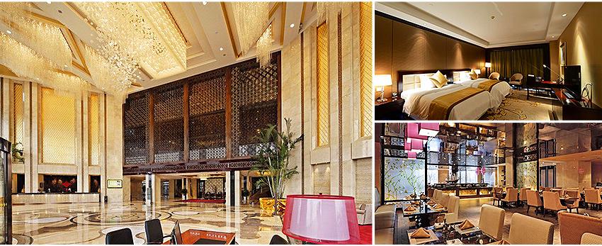 準五星 南京金陵新城飯店