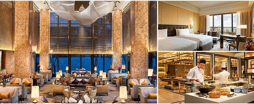 國際五星 杭州城中香格里拉大酒店