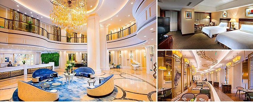 五★ 杭州國大雷迪森廣場酒店