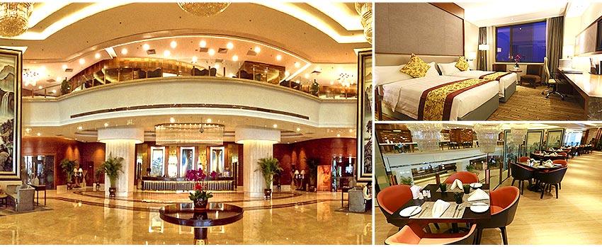 瀋陽 - 準五★瑞峰酒店