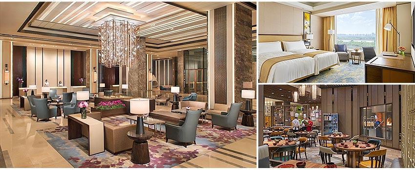 哈爾濱 - 5★ 松北香格里拉大酒店