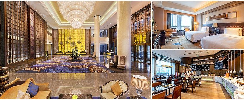 國際5★ 哈爾濱萬達嘉華酒店