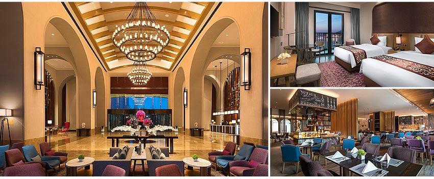 國際五星 青島東方影都融創皇冠假日酒店