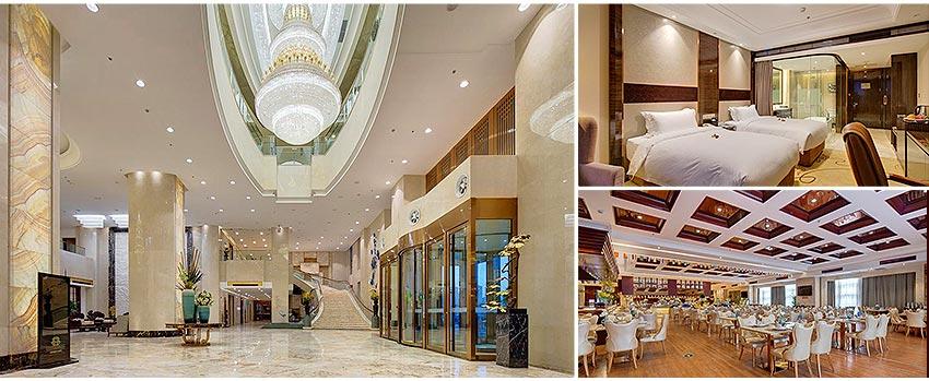 準5★ 濟南鴻騰國際大酒店