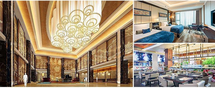 5★ 蘭州皇冠假日酒店