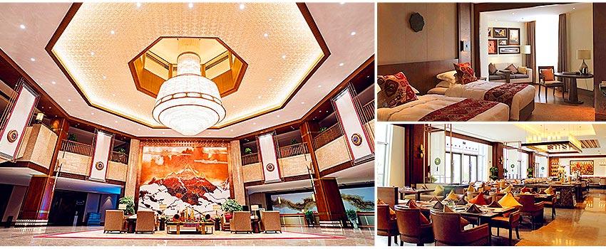 準5★ 林芝五洲皇冠酒店