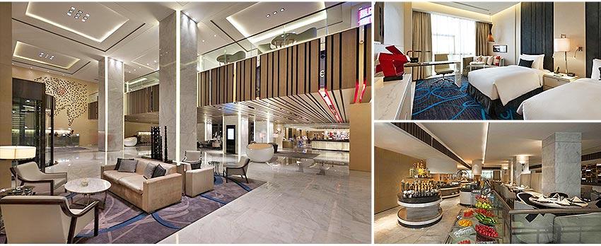 5★ 西安高新希爾頓酒店