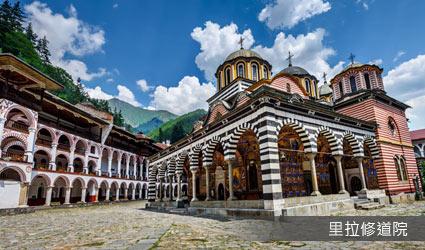 保加利亞_里拉修道院1