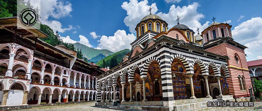 保加利亞-里拉修道院