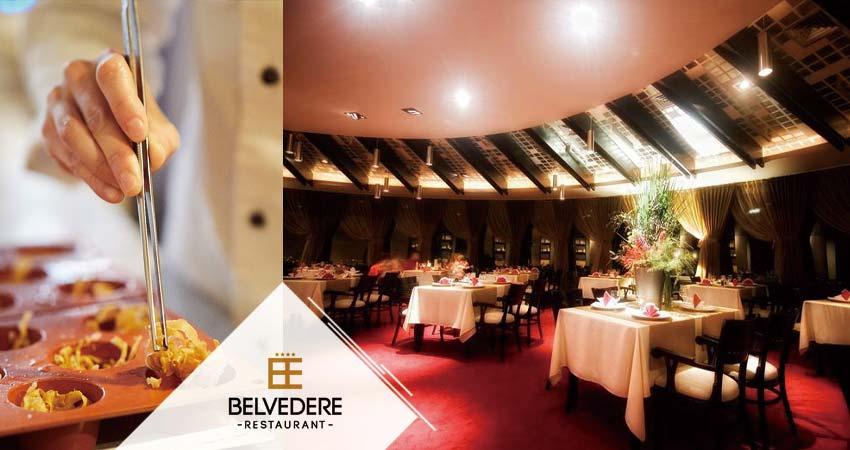 羅馬尼亞-Belvedere 360度景觀餐廳