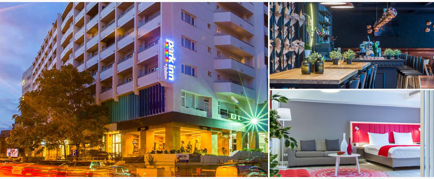 Park Inn by Radisson Bucharest Hotel-布加勒斯特麗笙公園酒店
