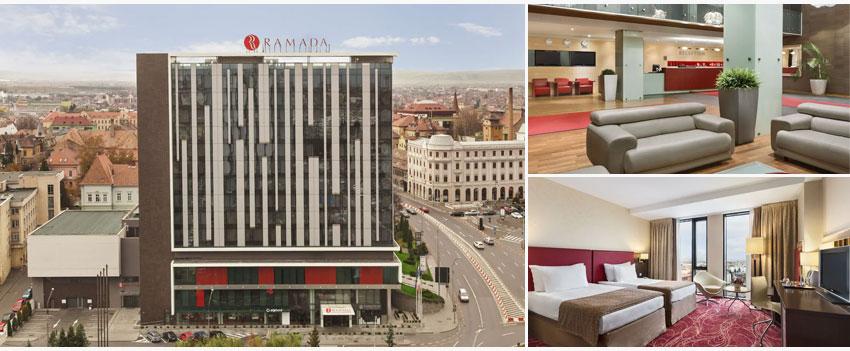 Ramada by Wyndham Sibiu-錫比烏華美達酒店