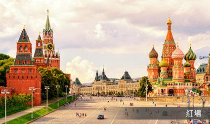 莫斯科_紅場