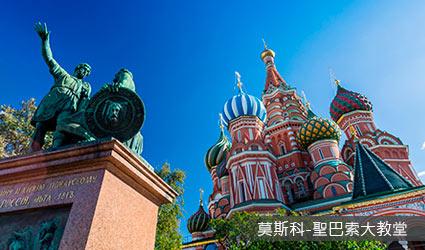 俄羅斯_莫斯科_聖瓦西里大教堂