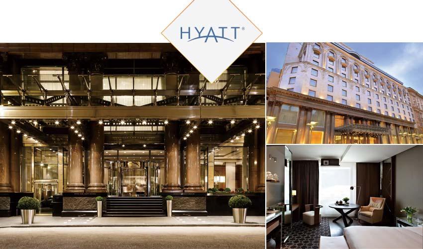 莫斯科-五星Hotel Ararat Park Hyatt Moscow
