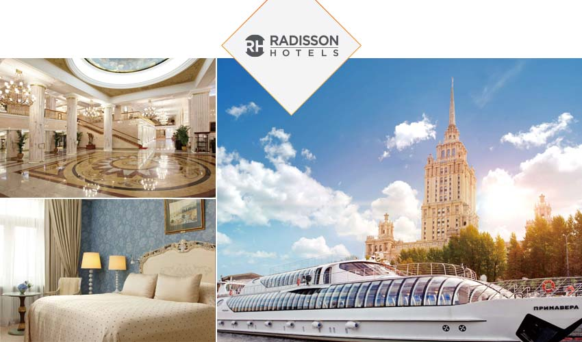 聖彼得堡-Radisson Royal Hotel酒店