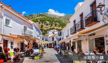 西班牙_米哈斯小鎮