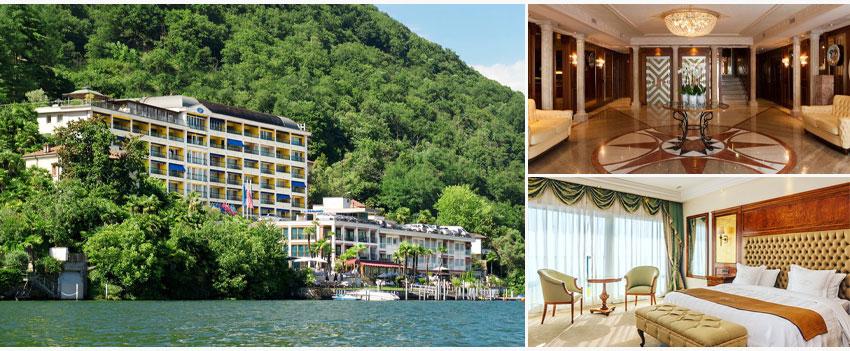 盧加諾 Swiss Diamond Hotel Lugano