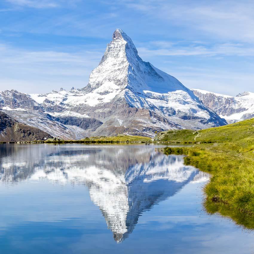 瑞士-馬特洪峰