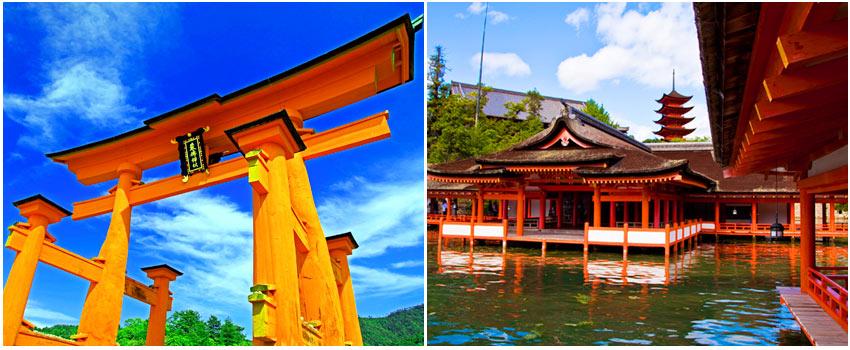 海上神社~嚴島神社