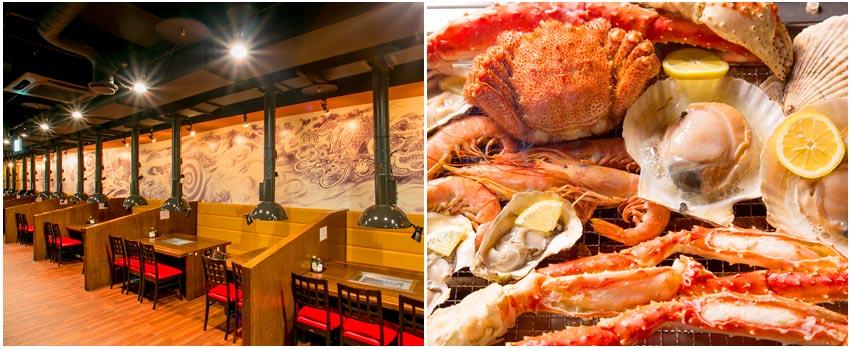 《難陀nanda》海鮮自助餐+三大螃蟹放題