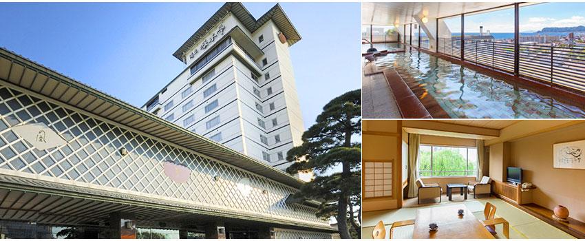 湯之川 啄木亭溫泉飯店