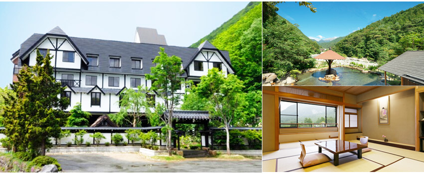 穗高莊-山之飯店