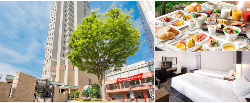 長野國際21飯店Hotel Kokusai 21