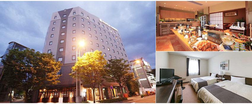 長野太陽道飯店