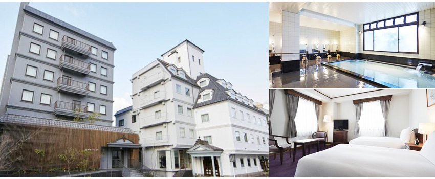 松本花月酒店