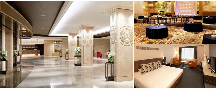 名古屋 東急飯店 Nagoya Sakae Tokyu REI Hotel