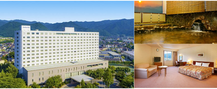 信州松代皇家酒店Royal Hotel Nagano