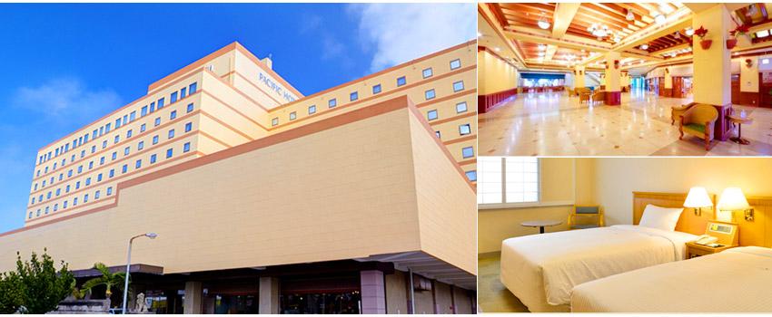沖繩PACIFIC飯店