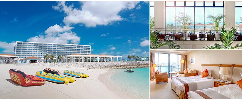 沖繩本島沖繩南海灘度假飯店