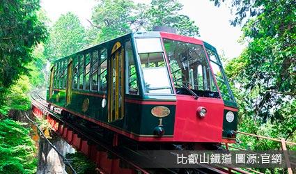 比叡山鐵道